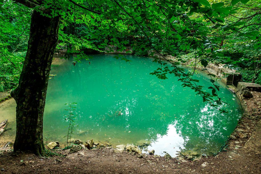 Большой каньон Крыма, Украина, Крым, река, природа, лето, путешествие, озеро