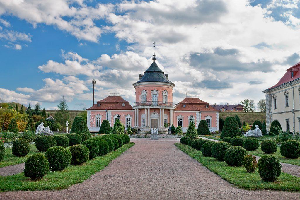 Золочев, Золочевский замок, Украина, Возницкий