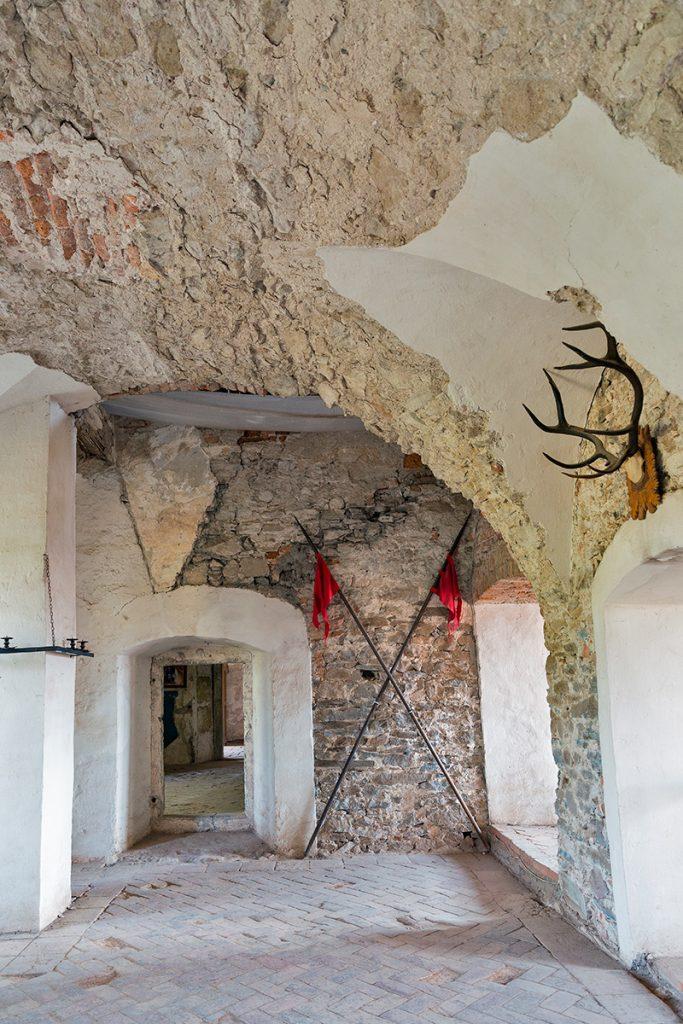 Сент-Миклош, замок, Украина ,