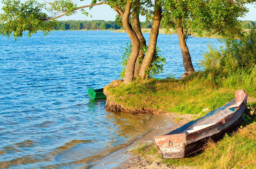 Украина, озеро, Свитязь, Волынь, природа