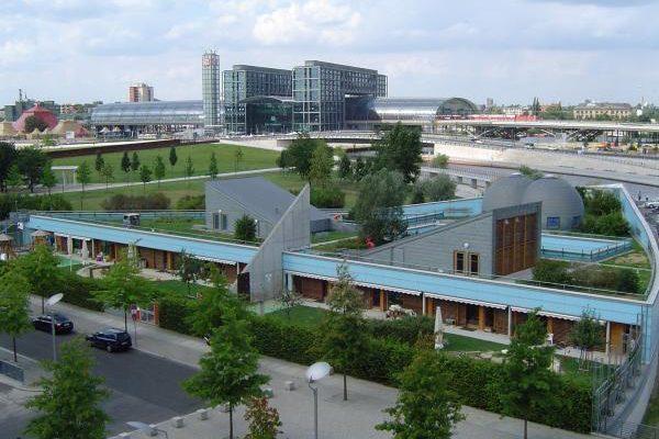 детский сад бундестага, Берлин