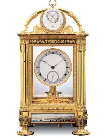 Breguet, Настольные старинные часы Breguet 1834 года, Настольные старинные часы