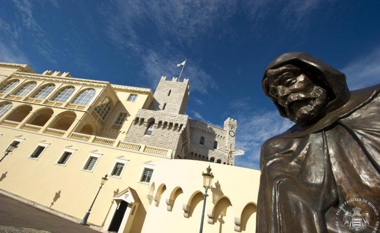Монако, дворец Монако, династия Гримальди, первый Гримальди