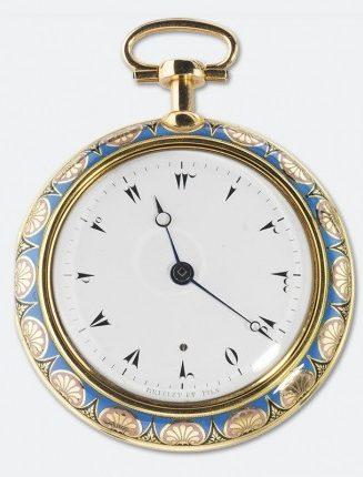 Breguet, Париж, музей в Париже, Карманные часы Breguet