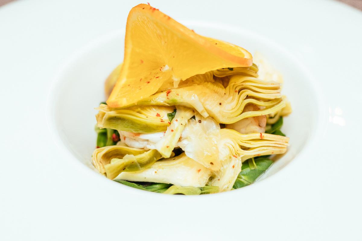 артишок, рецепт, блюда из артишока, сицилийская кухня, лазанья