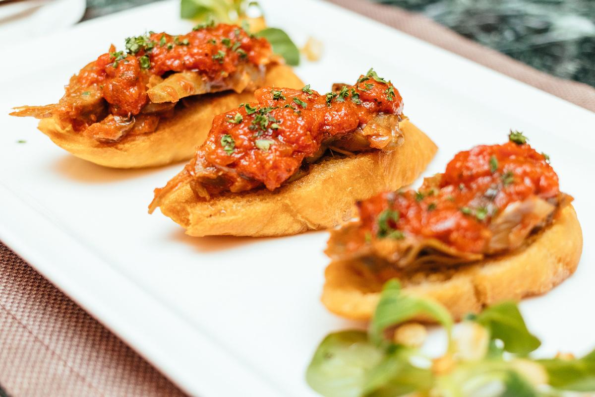 артишок, рецепт, блюда из артишока, сицилийская кухня, бутерброды