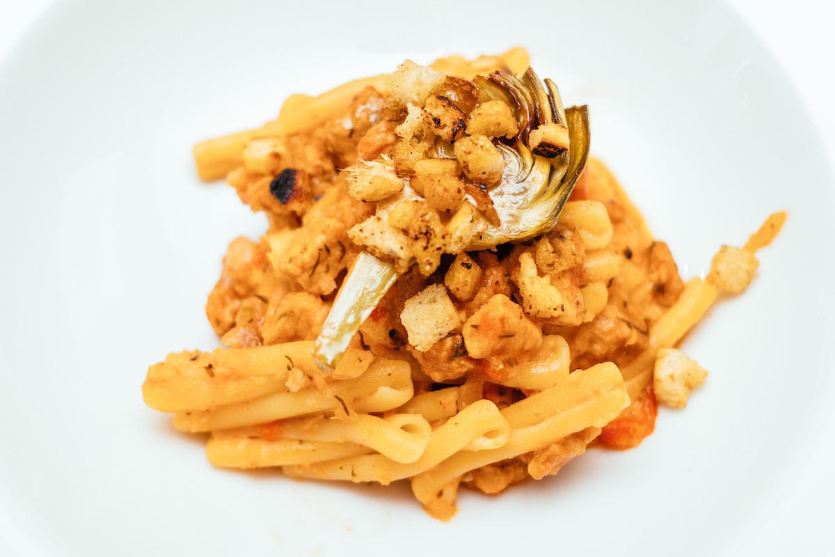 артишок, рецепт, блюда из артишока, сицилийская кухня, секрет