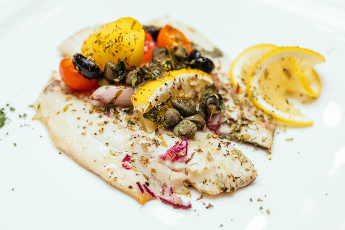 артишок, рецепт, блюда из артишока, сицилийская кухня, рыба