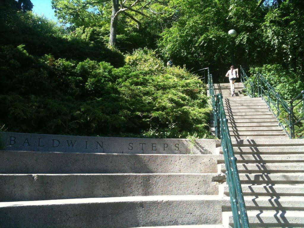 Baldwin Steps, Путешествие в Торонто