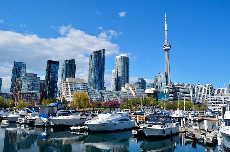 toronto, путешествие в Торонто