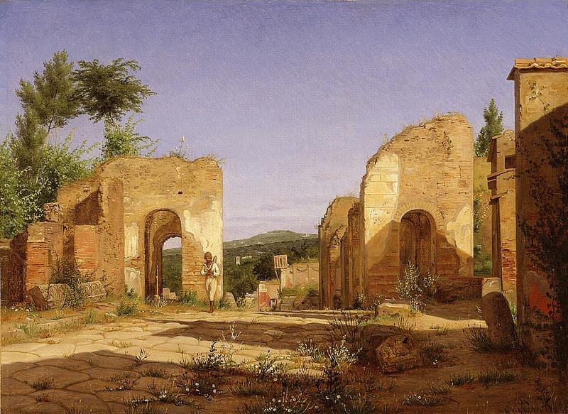 Помпеи, археология, раскопки