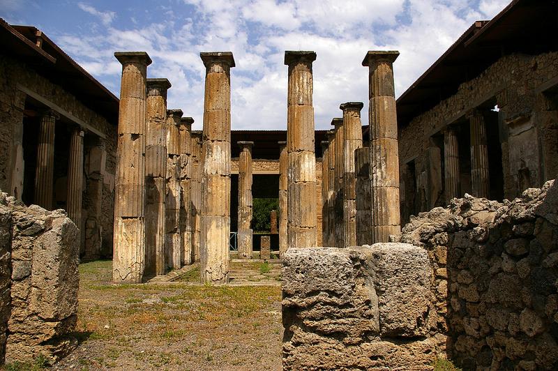 Pompei, Помпеи, руины Помпей