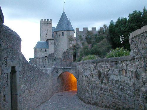 Carcassonne Cité, Каркассон, Франция