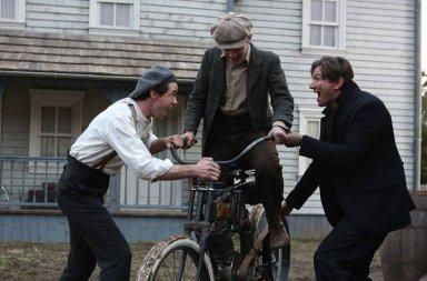 Так выглядел первый мотоцикл братьев