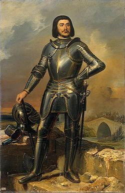 Жиль де Ре, соратник Жанны д'Арк