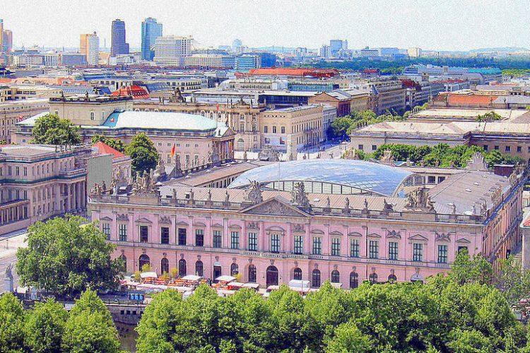 Берлин, музей Цейхгаус