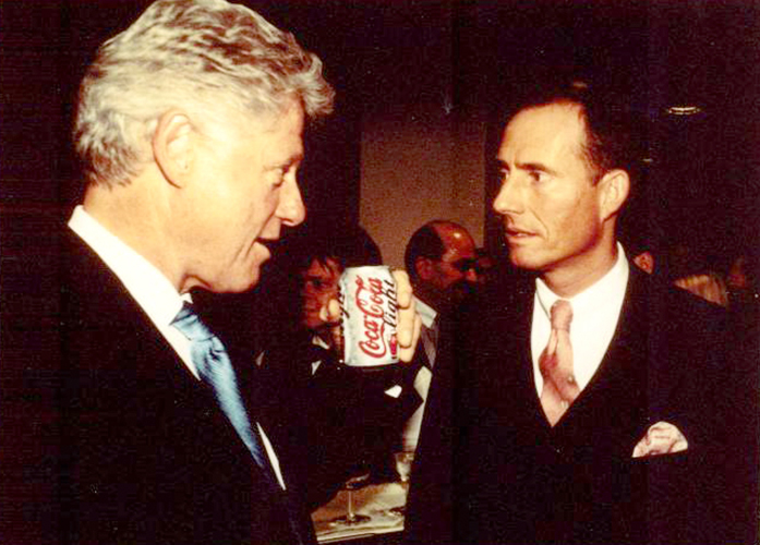 Бодо Шефер, Билл Клинтон, бизнес-гуру, успех