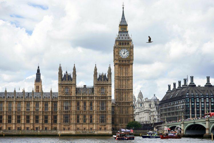 Лондон Англия Парламент Соединённого Королевства Великобритании и Северной Ирландии