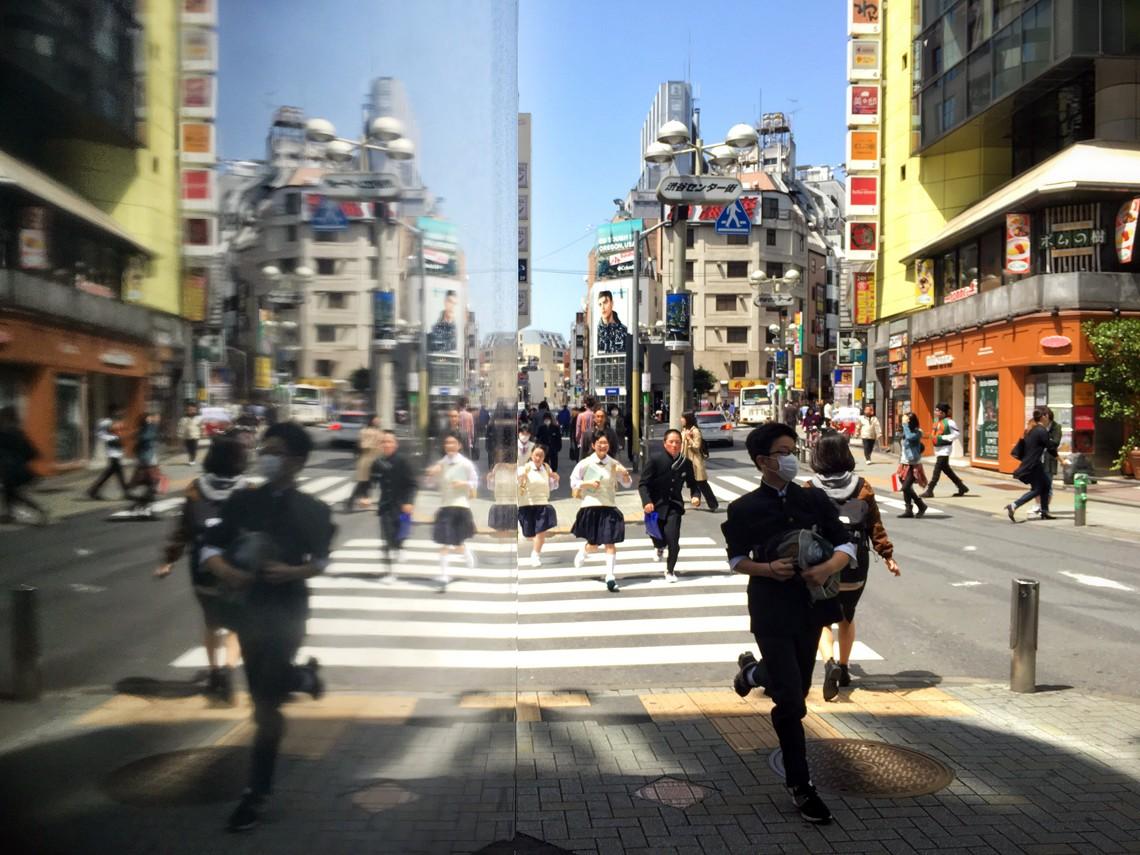 Токио своими глазами – люди в черном и мифы о японской диете