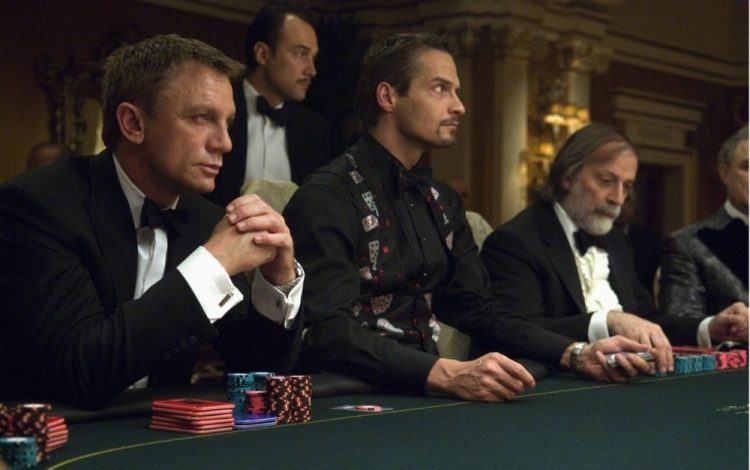 Казино Монте-Карло, джеймс Бонд, Casino Royale