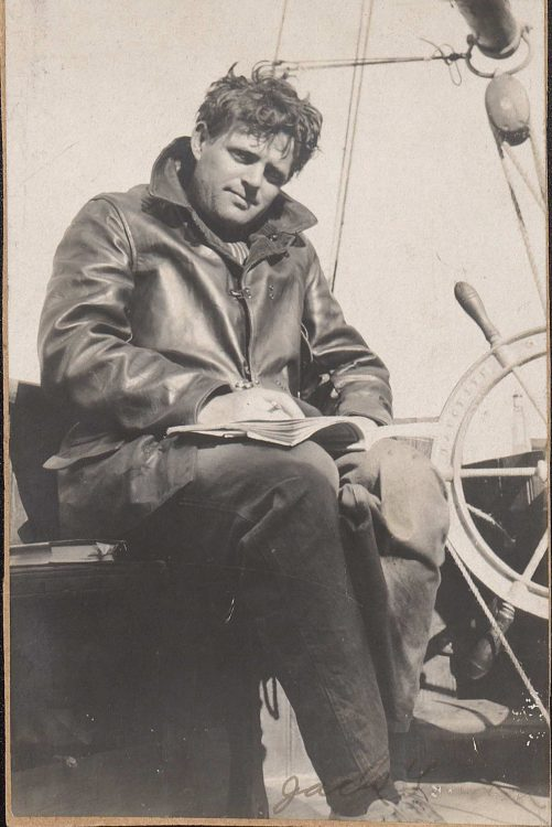 Джек Лондон, яхта