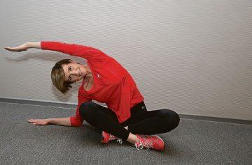 Эффективные упражнения для мам, Анита Луценко, фитнес, похудение, беременность