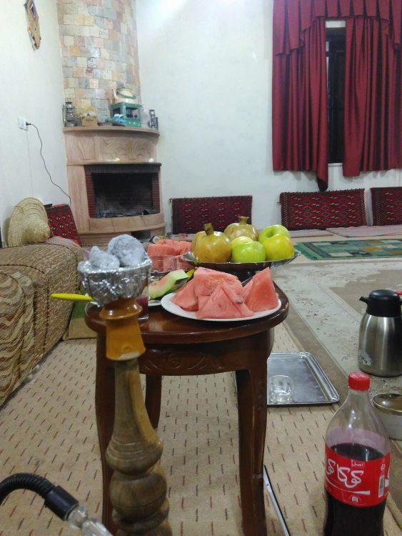 В Иране вино делают кустарным способом
