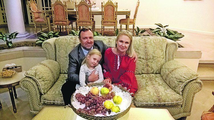 Посол Украины в Иране Сергей Бурдиляк