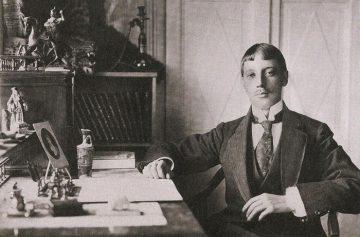 Николай Гумилев, биография Николая Гумилева, Африка