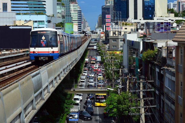 Транспорт станет комфортнее и удобнее, города будущего