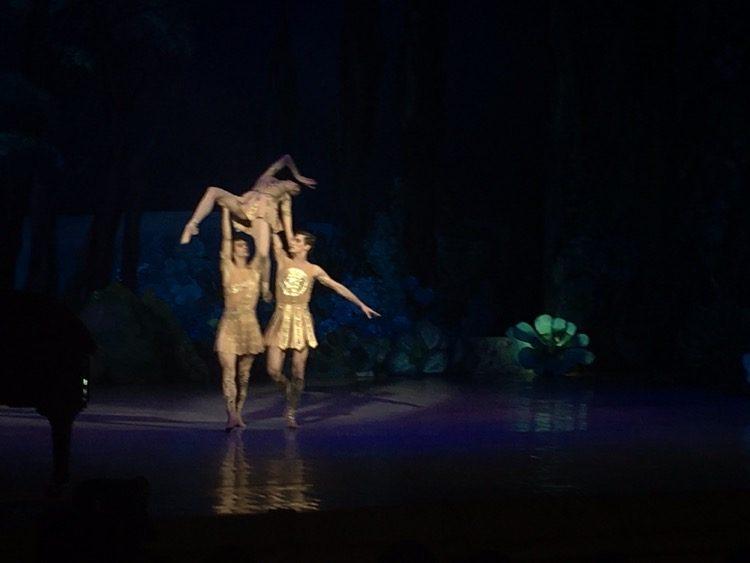 Ночи в садах Испании, балет, киевская опера