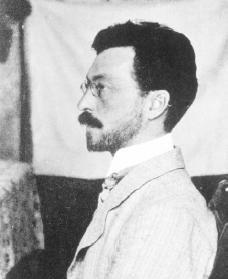 Кандинский, художник, картины, портрет