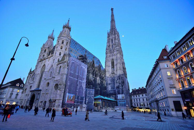 собор святого Штефана, Вена