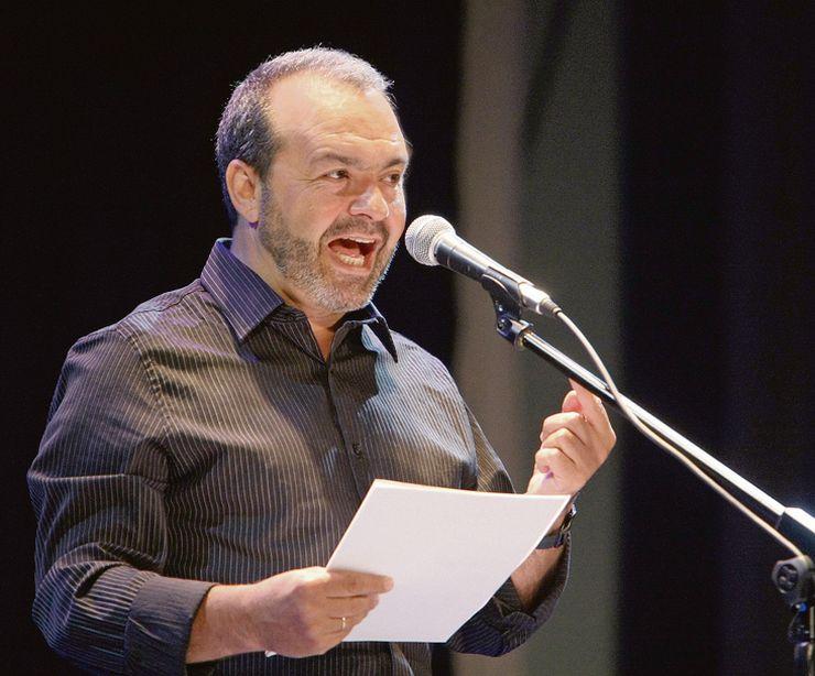 Известный писатель и сатирик Виктор Шендерович