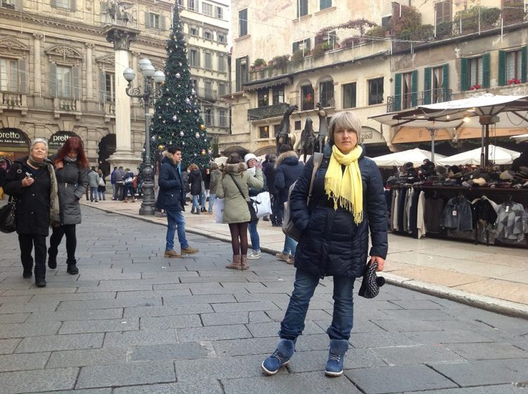 Верона, Новый год в разных странах
