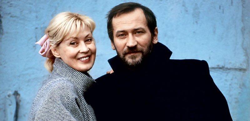 Филатов и Шацкая прожили вместе 12 счастливых лет