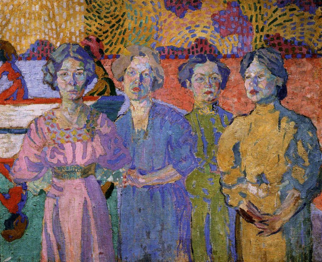 Портрет четырех лентулов