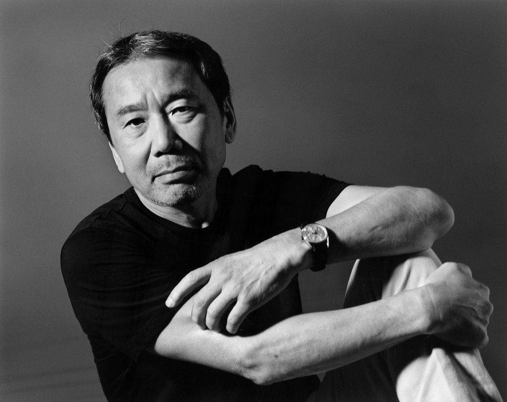 Харуки Мураками писатель