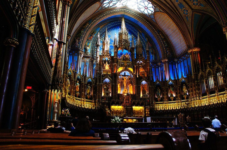 Нотр Дам де Пари, собор парижской Богоматери