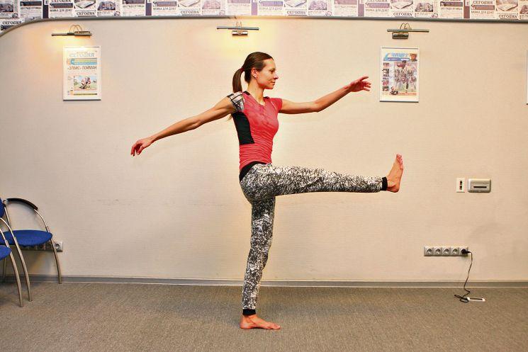 Гимнастика для суставов таза