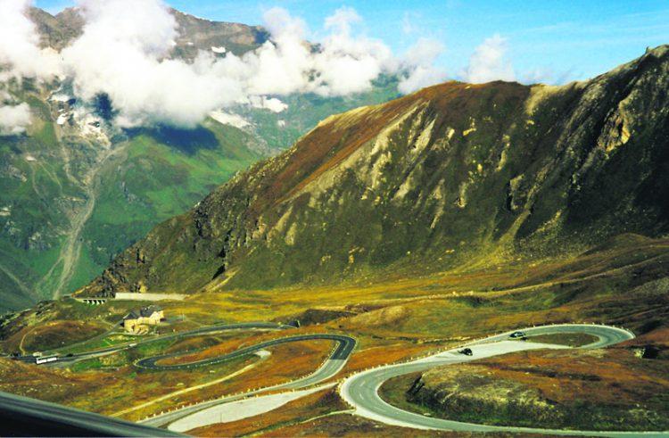 автопутешествия, Альпы