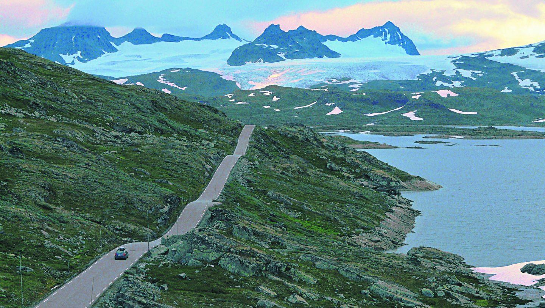 Автопутешествия по Европе: пятерка знаменитых пейзажных дорог