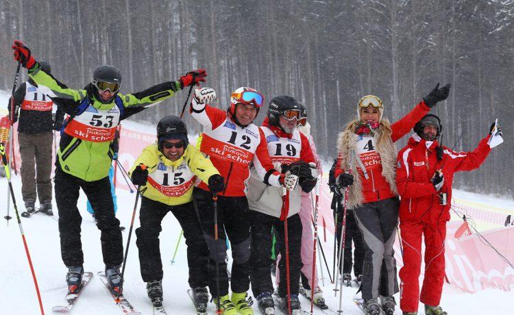 Сумская, Борисюк, Ольга Сумская, украинские звезды, украинские артисты, Влада Литовченко, лыжи, горы, Яремче