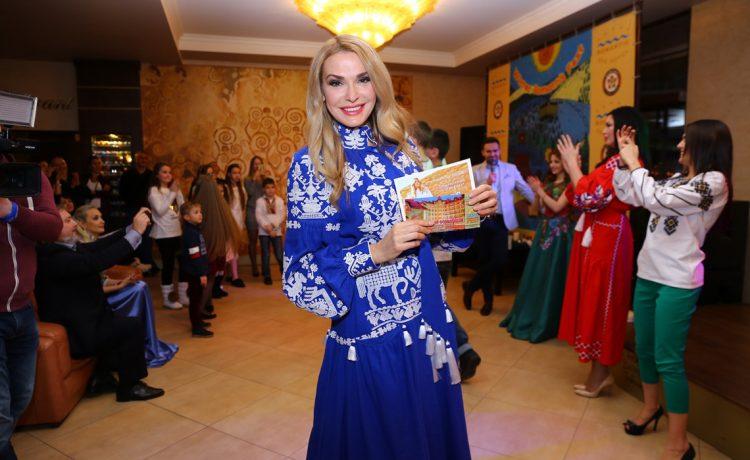 Ольга Сумская, украинские звезды, украинские артисты