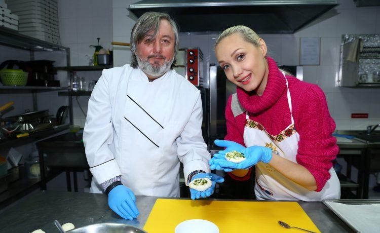 украинские звезды, украинские артисты, 12 постных блюд, Рождество