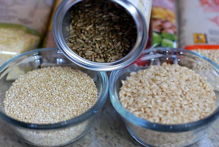Чтобы похудеть, ешьте коричневый рис