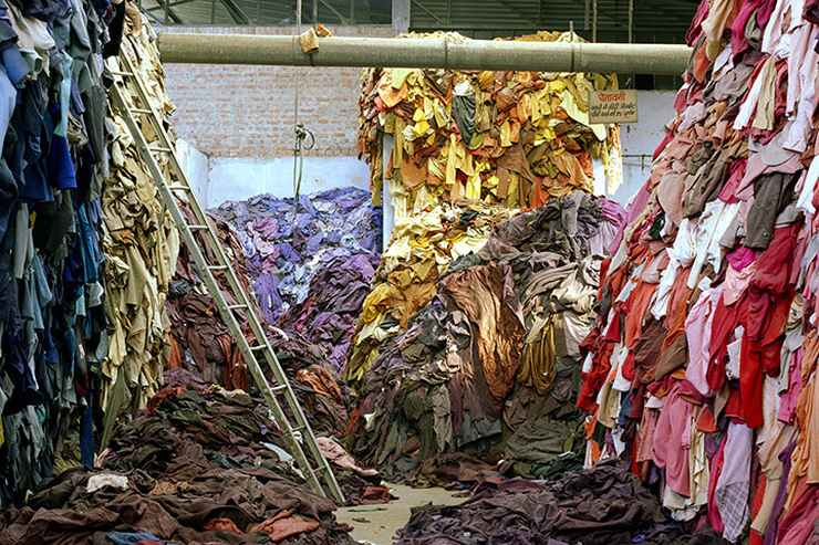 Из-за моды страдает экология