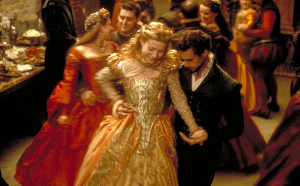 "Шекспир. Фильи ""Влюбленный Шекспир"""