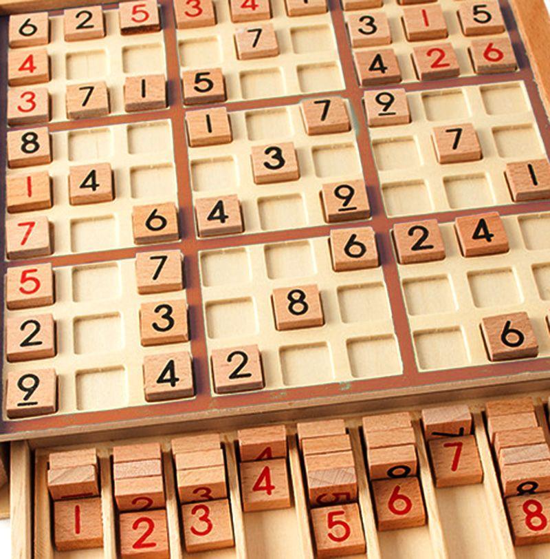 Судоку — играем в магический квадрат, родившийся в... США