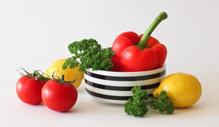Чтобы получить необходимые витамины, ешьте разноцветные овощи